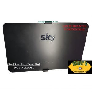 sky-broadband-hub-2019-model-sr203-wall-bracket-wall-mounting-solution